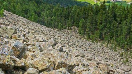 Rubble Field Landslide  - adege / Pixabay
